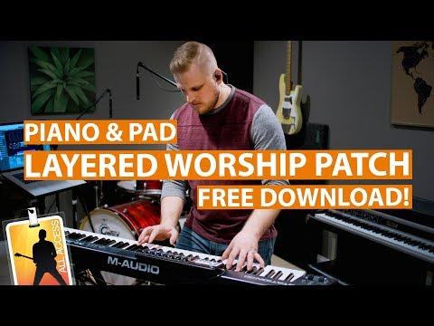Baixar worship Essentials para mainstage 3 - Download worship