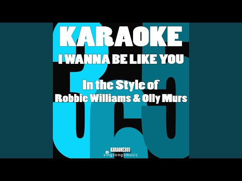 Olly murs this song is about you karaoke carpenters