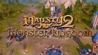 Majesty2 Monster Kingdom Releasetrailer