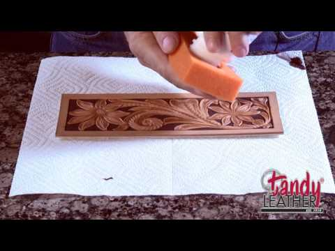 Learning Leathercraft with