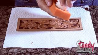 Download lagu Learning Leathercraft with Jim Linnell Lesson 9 Dyeing and Finishing MP3