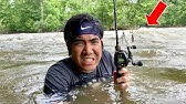 I ALMOST DIED TRYING TO CATCH THIS FISH... (Dangerous Flood Fishing)