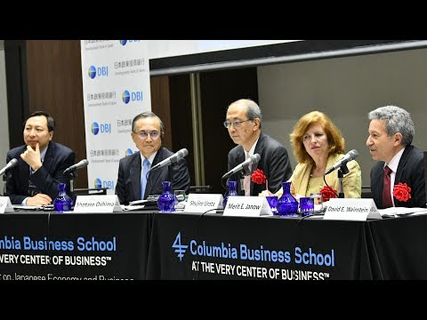 CJEB 2018 Annual Tokyo Conference  - Panel I: Challenges for the International Trade System