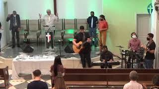 #99 - Culto Online   Rev. Robson Ramalho
