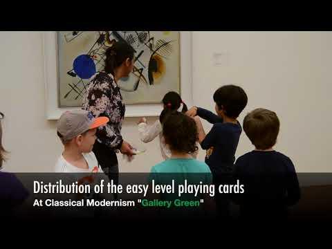 Interactive play: Kunsthaus Zurich and Kindergarten Greifensee