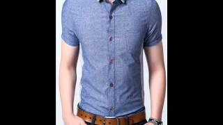 Купить мужскую рубашку в интернет-магазине(Купить мужскую рубашку - это легко. Нужно пройти по этой ссылке - http://vk.com/club71984498. А слайд-шоу в сопровождении..., 2015-08-24T22:37:33.000Z)