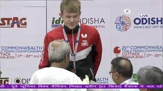 21st Commonwealth Table Tennis Championship 2019   DAY 6   DD Sports