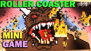 ч.01 Roller Coaster Mini-Game - Призраки