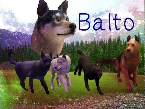 Мультфильм про балто 3