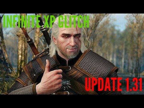 The Witcher 3: Wild Hunt - INFINITE XP GLITCH 1 31