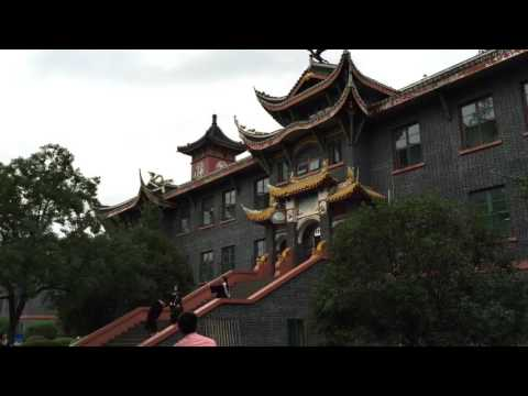 Bike Tour - Sichuan University - Chengdu - China (1 last)
