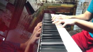 Vi Sao Thien Duong (Piano Cover - Request)
