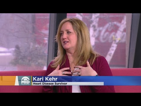 Heart Disease Survivor Talks Signs & Symptoms To Look Out For