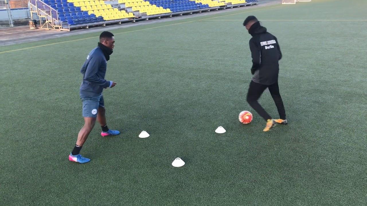 Fußball Technik übungen