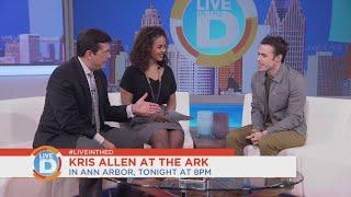 kris Allen интервью