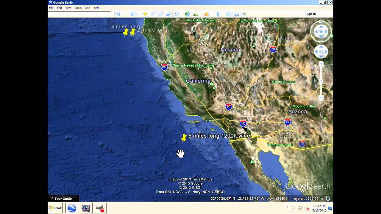 Google earth oddities 5 miles long 1200ft wide underwater tunnel google earth oddities 5 miles long 1200ft wide underwater tunnel gumiabroncs Images