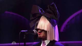 Sia: Eye of The Needle Lyric Video