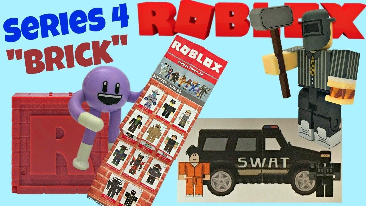 Roblox Series 4 - Roblox Toys Series 4 New Checklist Sneak Peek Core Packs