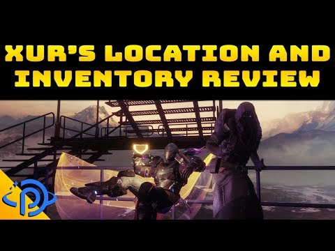 Xûr's Business is Sweet