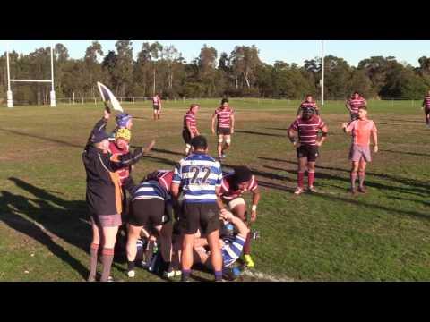 2017 Dewar Shield Rd 14 Endeavour Hills V Melbourne Uni