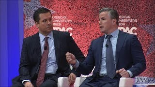 Tom Fitton @ #CPAC2019: 'President Trump is a Victim of Illegal Targeting by the Obama Admin'