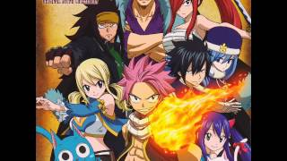 Fairy Tail 2014 OST - Track 19: Fairy Tail Rises