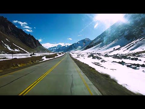 Cordillera de los Andes ( Argentina - Chile )