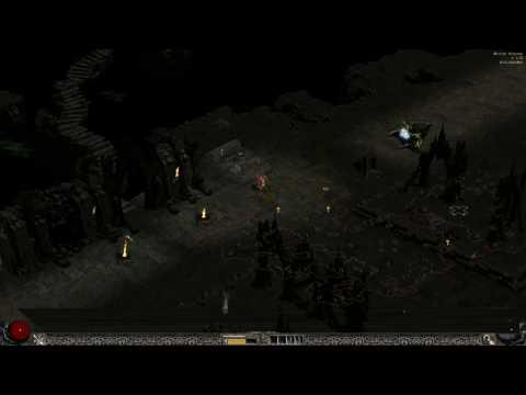 Diablo II in HD 1920x1080 - amaaaaaazing! - YouTube
