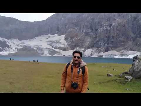Ratti Gali Lake - Neelum valley, AJK, Pakistan