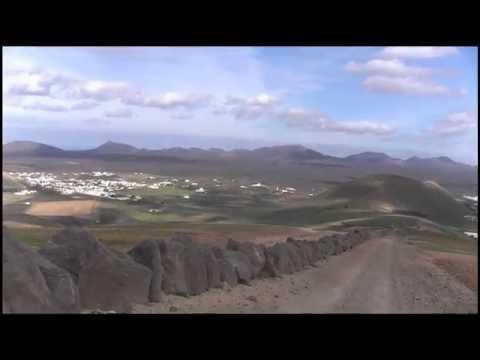 Lanzarote  -  Yaiza - Femés  -  Wandern