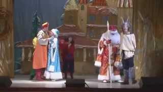 Мюзикл по русским сказкам и былинам «Добрыня Никитич и Тугарин Змей»