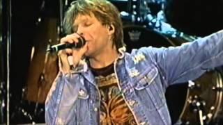 Bon Jovi - Lay Your Hands on Me (Melbourne 2001)