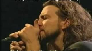 Pearl Jam - Last Kiss (legend PORT + INGLÊS)