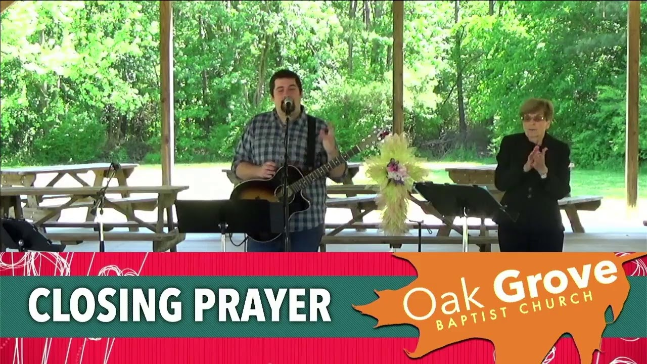 Mother's Day Worship at the OGBC Drive-In (May 9, 2021)