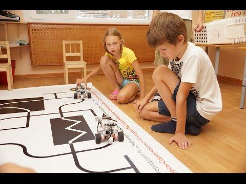 Робототехника ЛЕГО – готовимся к соревнованиям в Белгороде