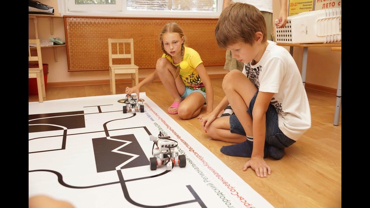 Роботы из Лего! - LEGO Education WeDo 2.0 - YouTube