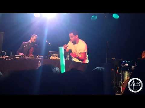 Mack Wilds - Love In The 90z (live)