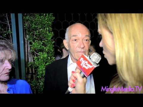 Mark Margolis at Audi & Derek Lam's Emmy Week Kick Off Party