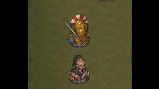 Battle Brothers: Two man army against 25 ancient undead