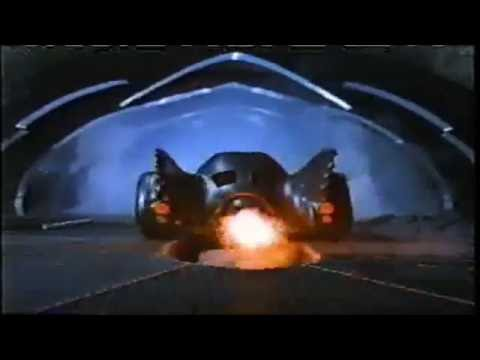 Vintage Batman Onstar Commercial