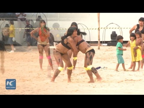 First ever World Indigenous Games climaxes as kaleidoscope of ethnic cultures
