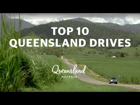 Great Queensland Drives: Top 10 Drive Itineraries