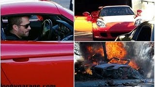 Repeat youtube video Paul Walker Before The Fatal Crash