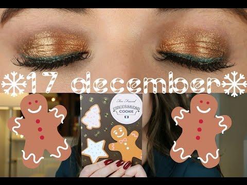 Annas jul #17 ~ Chit Chat: Jule makeup