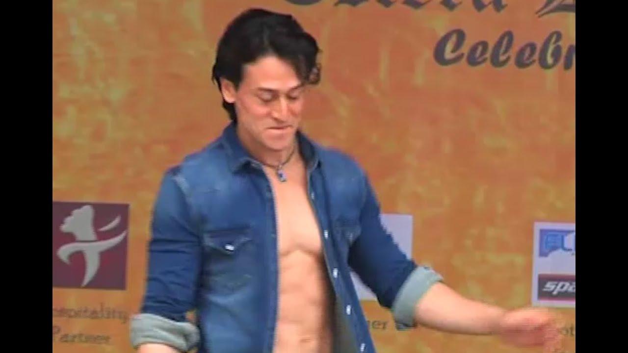 Amazing break dance by Tiger Shroff - YouTube