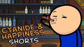 Last Call - Cyanide & Happiness Shorts