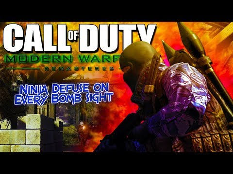 Goodbye MWR Ninja Defuse Montage (Every Bomb Sight)