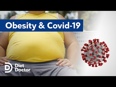 Obesity increases your risk from Covid-19