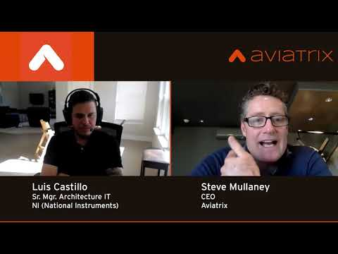 Episode 2: Customer Flight Plans, The Journey to Multi-Cloud featuring National Instruments