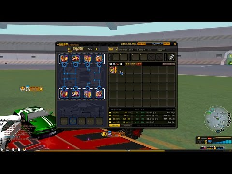 Hyper Durability Dockings from Harvest Set Parts: Highlights - J56 [Drift City][Skid Rush][스키드러쉬]